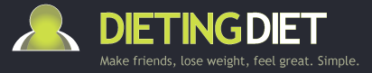DietingDiet.com - The social network to help lose weight